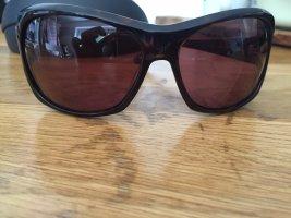 Fielmann Panto Glasses black brown-cognac-coloured