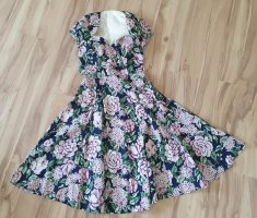 Petticoat Dress light pink-green