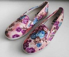 Fila Blumen Schuhe Slipper Gr. 37