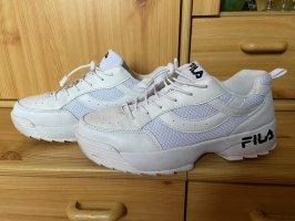 Fila Sneaker slip-on bianco