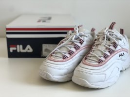 FILA Ray Repeat Schuhe, 37, Super Zustand, Weiß Pink Limited Edition aus den USA