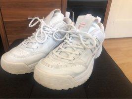 Fila Slip-on Sneakers white-light pink