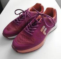 Fila Sneaker Turnschuhe Lila Gr. 37