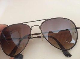 Fila Gafas Retro marrón