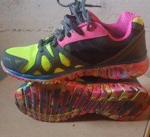 Fila Zapatillas con tacón multicolor