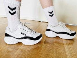 FILA weisse sneaker