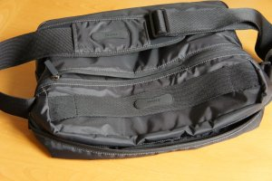 Filofax Laptop bag black