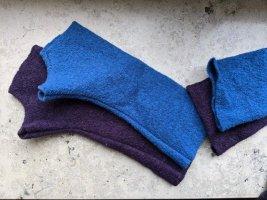 keine Jambière multicolore laine