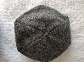 Felt Hat dark grey