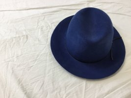 Esprit Felt Hat blue-black