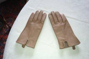 Fingerhandschuhe altrosa