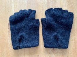H&M Guantes sin dedos negro