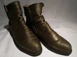Fiorentini & baker Ankle Boots gold-colored-sand brown leather