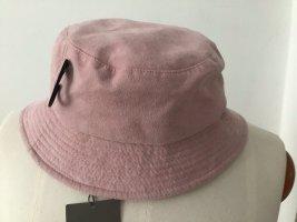 Bucket Hat dusky pink-pink