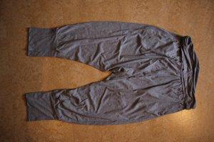 FitZ Pantalón estilo Harem gris Viscosa