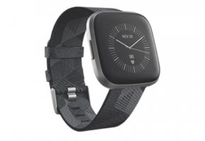 fitbit Digital Watch grey