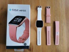 fitbit Reloj digital color rosa dorado-blanco