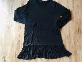 Flame Long Sweater black
