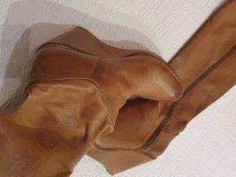 Flare Brugg Jackboots bronze-colored