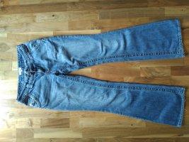 Tom Tailor Denim Jeans a zampa d'elefante blu