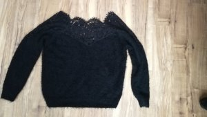 flauschiger Pullover Only - S