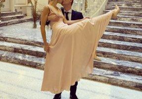 Flavio Castellani Abendkleid