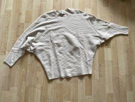 Hallhuber Donna Crewneck Sweater natural white