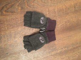 Rękawiczki polarowe ciemnoszary