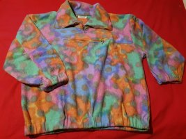 s. Oliver (QS designed) Fleece Jumper multicolored polyester