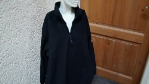 Veste polaire noir polyester
