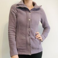 Urban Surface Pullover in pile viola
