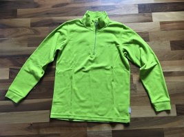 Etirel Pullover in pile verde prato Poliestere