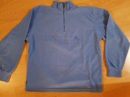 Odlo Pullover in pile blu neon