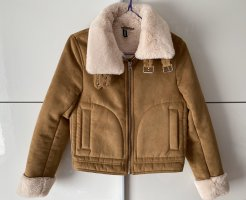 Flight Jacket beige