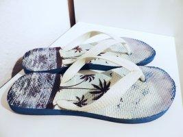 Sandalo infradito multicolore