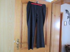 Stretch broek zwart Viscose