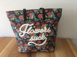 Flowers Suck Tasche