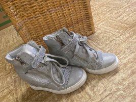 FLYFOZ Wedge Sneaker light grey
