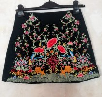 Folklore Mini Skirt XS