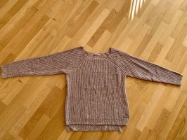 Fornarina Knitted Sweater pink-dusky pink