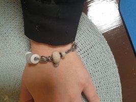 Fossil Bracelet à breloques argenté