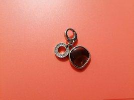 Fossil Charms srebrny-brązowy