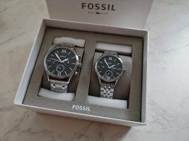 Fossil Damen und Herren Uhr neu