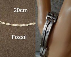 Fossil Herrenarmband 20cm