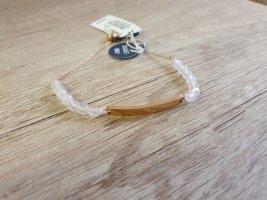 Fossil JF03079791 Armband Armkette rosè gold rosa neu Edel-stahl Armreif