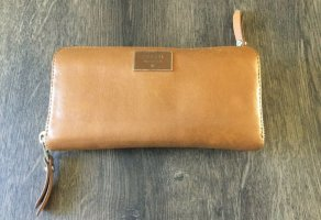 Fossil Wallet sand brown leather