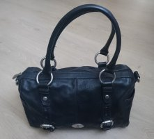 Fossil Carry Bag black leather
