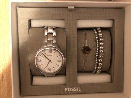 Fossil Uhr Armband Set neu