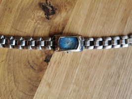 Fossil Self-Winding Watch silver-colored-blue