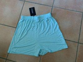 Freche Oversized Floaty Shorts Gr.38 in Mint,NEU!